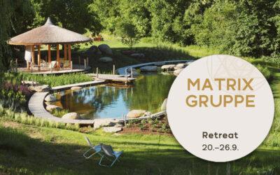 UPDATE zum Retreat vom 20.9.- 26.9.2021