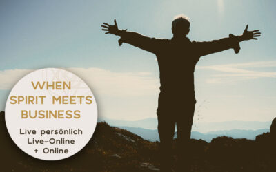 When Spirit meets Business – Online Programm