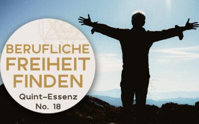Quint-Essenz No. 18